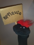 CanningAccountability sock puppet applause
